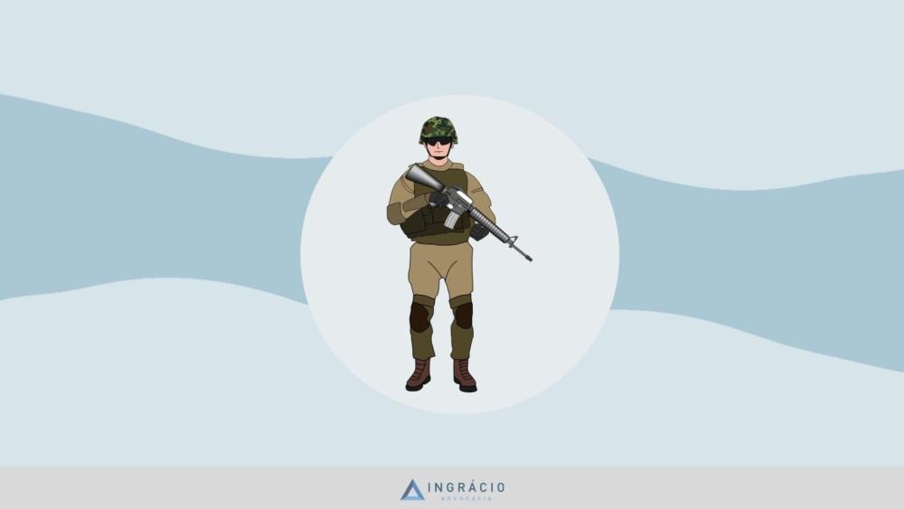 Cuidados com o serviço militar