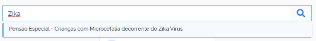 zika vírus meu inss