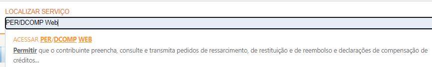 portal e-cac serviço