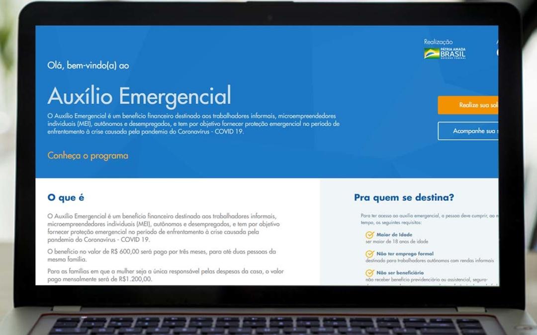 Tudo Sobre o Auxílio Emergencial do Governo