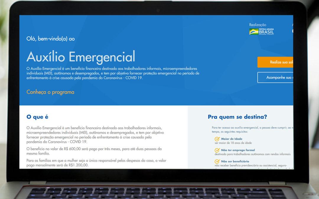 Tudo Sobre o Auxílio Emergencial do Governo | Trabalhadores Informais