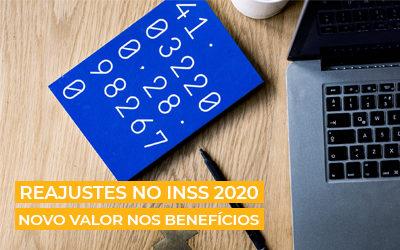 Reajustes do INSS 2020 | Veja o que muda no valor das aposentadorias